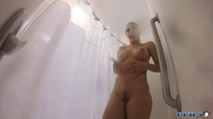 Adult Xxx Nicole Aniston Showers After A Workout