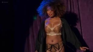 Jacqueline Toboni Nude Kiersey Clemons Nude Jaz Sinclair Nude Easy S02e07 2017 Pornktube Com