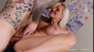 Bigtitsatwork Alena Croft Shes A Smooth Operator Dancing Bear Porn
