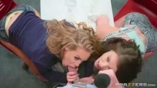 Sexy Game Night Shenanigans Johnny Sins Nicole Aniston Peta Jensen big dick