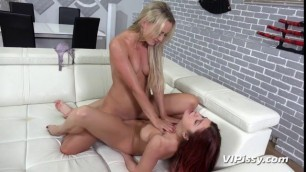 Girls Renata Fox And Victoria Pure Fancy Some Showers