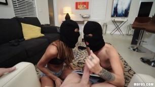 Prank Sluts Charity Crawford And Evelin Stone Sexy Robbery Mofos ShareMyBF