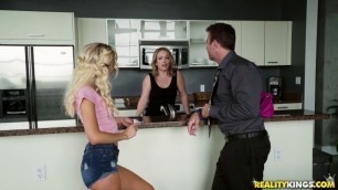 RealityKings Carmen Valentina And Naomi Woods Are Have Dirty Little Secrets SneakySex
