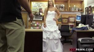 Xxx Pawn Blonde A Brides Revenge brides fucking