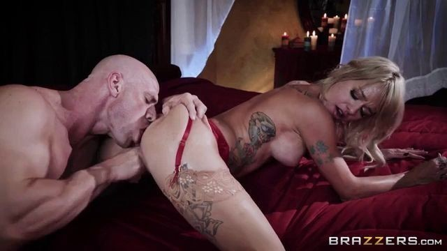 Playing With Fire Stunning fuck Sammie Six Johnny Sins pussy cum