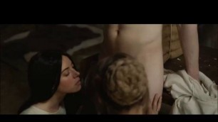 Aubrey Plaza Jemima Kirke and Kate Micucci Nude Scenes From The Little Hours Pornhub Cp