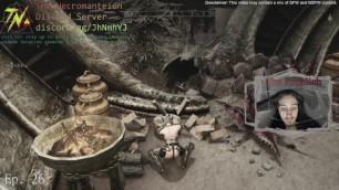 Sexrim Episode 26 - Chopping wood