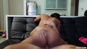 Stunning Colombian Porn Star Lahia Crox in HD Porn Scene PornSpot