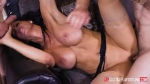 Raunchy Big Boobs Reagan Foxx My Wifes Hot Sister Episode 5