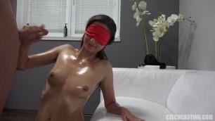 CzechCasting Karolina 3093 girl with a good natural body