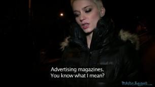 PublicAgent Incredible Blonde Czech Mila Milan Fucking Public