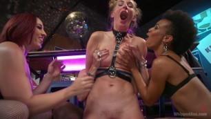 Whippedass Mona Wales Bella Rossi Nikki Darling Mistress Kara Dyke Bar Underground Mona Wales Submits!