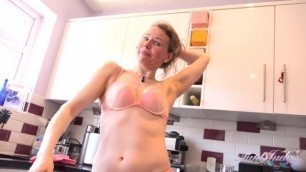 Auntjudys Housewife Alexia Plays For You In The Kitchen Blackoncougars