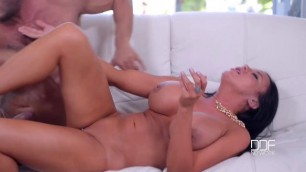 Big Boobs Milf Sybil Stallone Giving Tits Job DDFNetwork