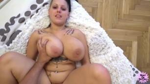E152 Themis Thunder Cosmocats Girl with big breasts fucks