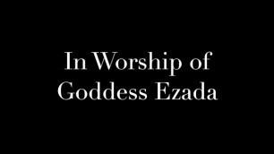 Goddess Ezada Sinn Task - Ginger Insert into Her Cock