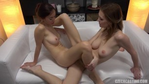 Jana 0716 with the girl blame the dick on casting