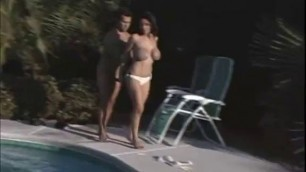 mommy got boobs sienna west Fucks at the pool