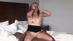 BlackAmbush harming Aria she gets slapped in the face