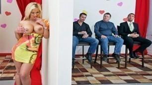 Brazzers - Shyla Stylez In The Brazzers Bachelor Game