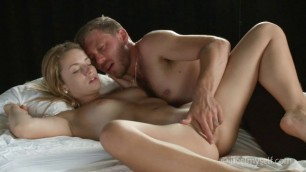 integration 1 by Marie M passionate sex sensual couple in bed