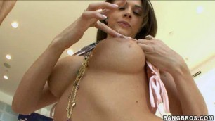 Pink Tite Pussy Chanel Preston Another First For Bang Bros