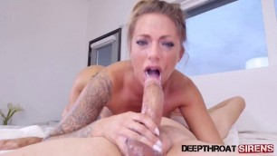 Big Tits Tattoo Milf Juelz Ventura FaceFucking Porn Deepthroats