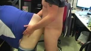 Jessie Fucks the Boss