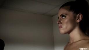 PureTaboo Stunning Brunette Girl Adriana Chechik Crossing Borders