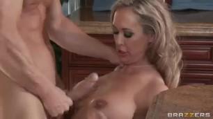 Brazzers Milf Diaries 19 06 Johnny Sins And Dirty Milf Brandi Love Her First Big Cock