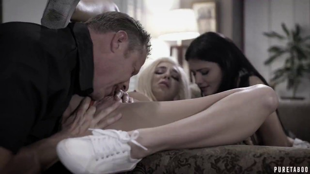 Puretaboo Tiffany Watson Adria Rae Right To Refuse Riding On A Dick