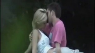 Hot College Girlfriend Homemade Sex Video Blonde Girl Lexi Belle Fucked by her Clien