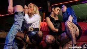 Gabrielle Gucci Jenna Lovely Barra Brass Sweet Cat Finding Piss Love In The Club Part 1