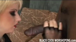 Sorry honey I am addicted to big black cock Lexi Belle