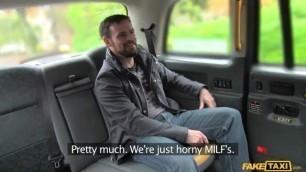FakeTaxi Dazzling John Big Tits Gets A Good Taxi Arse Rimming