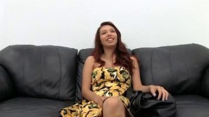 Backroom Casting Couch Angela Teen Blow Job Henrik Sommer
