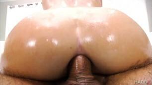 HardX Keisha Grey Humid Nude Body The Wetter The Better