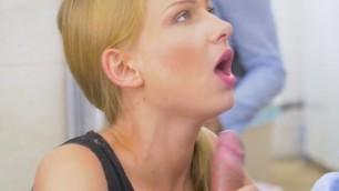 Passionate Nude Blonde Lucy Heart Salon Seduction