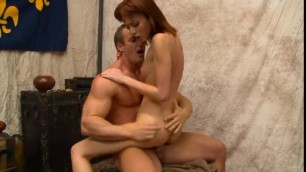Zoe Vos of Boulriax lean body for his cock Passion