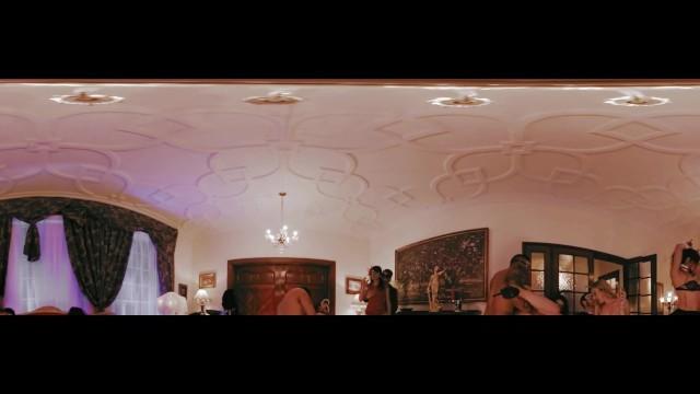 VR 360 Swinger Latin Orgy