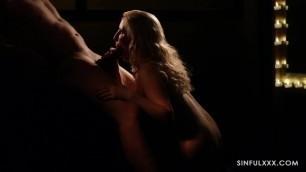 FemDom MILF Makes Muscular Slave Satisfy Her Every Desire