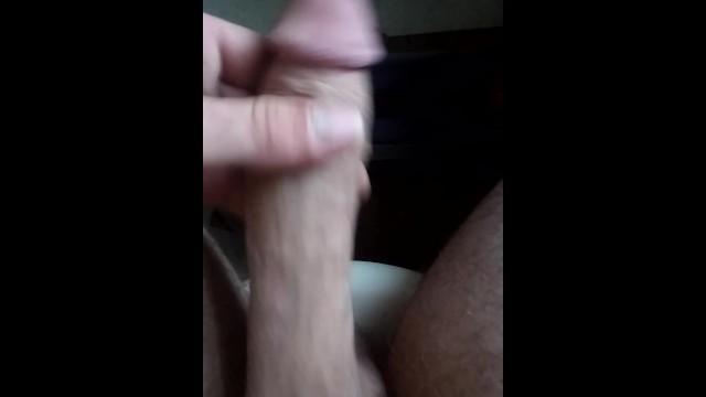 Daddy gives Cumshot
