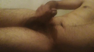 JERK OFF AND CUM IN 2 MINUTES