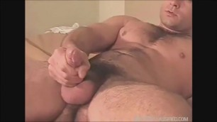 collection of military men pumping out loads