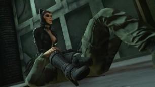 Catwoman Scissors