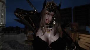 skyrim armor sex