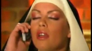 Masturbating Nun