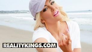 Reality Kings - Big tit pornstar Nicolette Shea loves cock