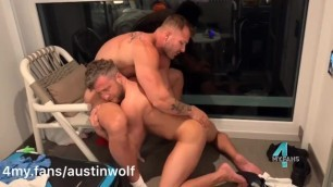 Colby Melvin sucking me on the Atlantis cruise: 4my.fans/austinwolf