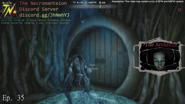 Sexrim Episode 35 - Sacrifice and The Elf Captive